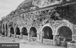 Le Fonti Medievali c.1910, San Gimignano