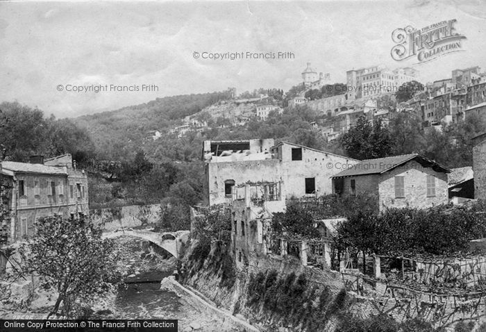Photo of San Remo, Old Town 1891