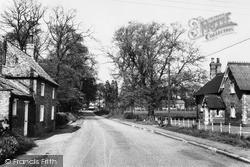 Sand Hutton, Main Street c.1955