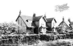 Sand Hutton, Post Office c.1955