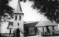 St Mary's Church c.1955, Sand Hutton