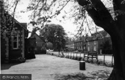 The School c.1955, Sand Hutton