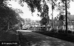 The Village c.1955, Sand Hutton