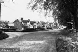 Sand Hutton, The Village c.1955