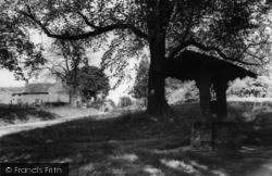 The Village Well c.1955, Sand Hutton