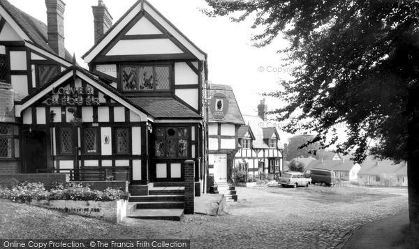 Photo of Sandbach, Lower Chequer Inn c.1965