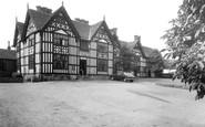 Sandbach, Old Hall Hotel c.1965