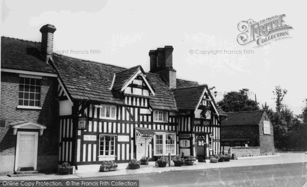 Photo of Sandbach, The Bears Head Hotel c.1960