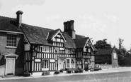 Sandbach, The Bears Head Hotel c.1960