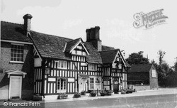 Sandbach, The Bears Head Hotel c.1960