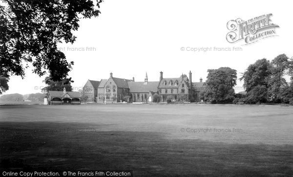 Photo of Sandbach, The Grammar School c.1965
