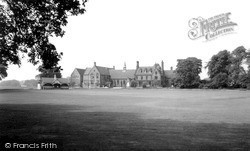 Sandbach, The Grammar School c.1965