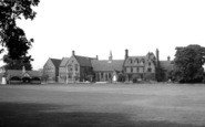 Sandbach, The Grammar School c.1965