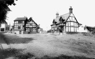 Sandbach, The Lower Chequer c.1955