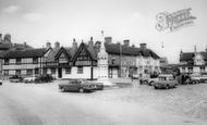 Sandbach, The Square c.1960