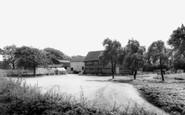 Sandbach, The Tudor House c.1960