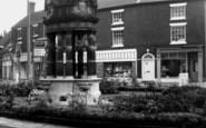 Sandbach, Town Centre c.1965