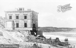 Sandbanks, Simpson's Folly c.1882