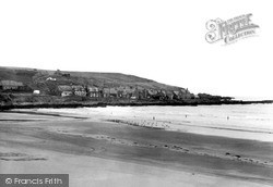 Village And Bay c.1960, Sandend