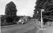 Sanderstead, Addington Road c.1955