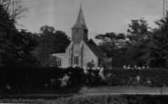 Sanderstead, All Saints Church c.1955