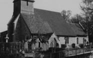 Sanderstead, All Saints Church c.1965