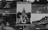 Sanderstead, Composite c.1955