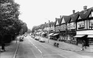 Sanderstead, Limpsfield Road c.1965