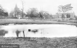 Sanderstead, Pond c.1920