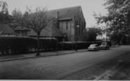 Sanderstead, St Mary's Church c.1960