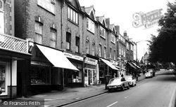 Sanderstead, Station Approach c.1965