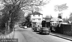 Sanderstead, Station Parade c.1965