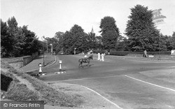 Sanderstead, The Cross Roads c.1955