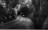 Sanderstead, The Hill c.1955