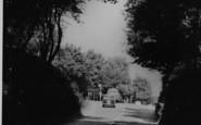 Sanderstead, The Hill c.1960