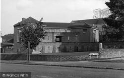 Sanderstead, The Library c.1955