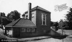 Sanderstead, The Library c.1960