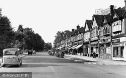 Sanderstead, The Parade c.1955