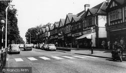 Sanderstead, The Parade c.1960