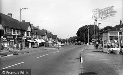 Sanderstead, The Parade, Hamsey Green c.1960