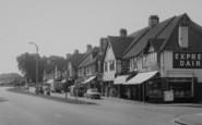 Sanderstead, The Parade, Hamsey Green c.1960