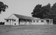 Sanderstead, The Playing Field Pavilion c.1960