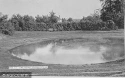 Sanderstead, The Pond c.1955