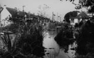 Sanderstead, The Pond, Hamsey Green c.1960