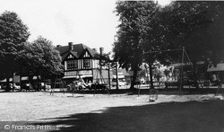 Sanderstead, The Recreation Ground c.1960
