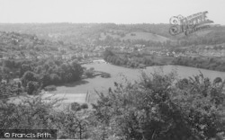 Sanderstead, View From The Dobbin c.1960