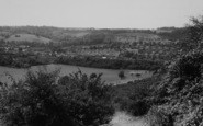 Sanderstead, View From The Dobbin c.1960