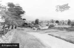 Sandford, Village c.1965
