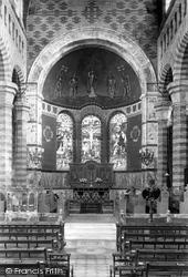 Sandhurst, Christ Church Interior 1911