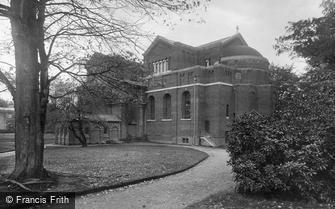Sandhurst, Christ Church, Royal Military College 1921